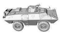 ACE72431    V-100 (XM-706 E1) Commando Car (attach5 20638)