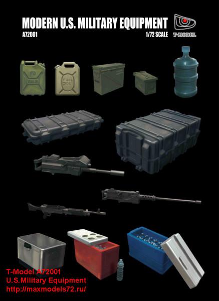 T-MA72001   U.S.Military Equipment (thumb21764)