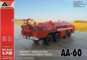 AAM7201   AA-60 aircraft rescue and firefighting truck (thumb20967)