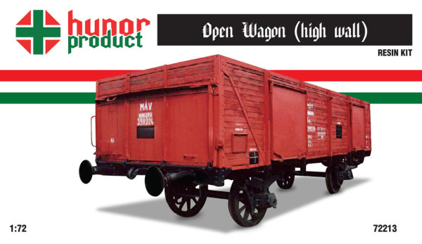 HP72213   MAV OPEN WAGON (HIGH WALL) (thumb18366)