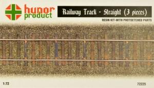 HP72225    RAILWAY TRACK - STRAITH (3 pieces) (thumb18370)
