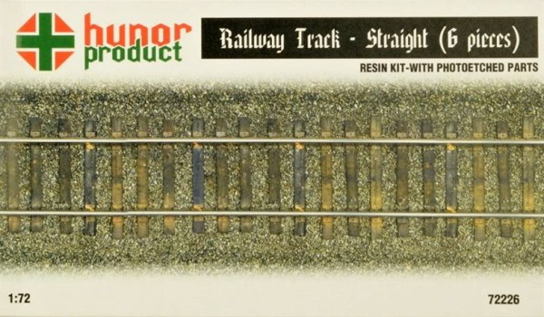 HP72226   RAILWAY TRACK - STRAITH (6 pieces) (thumb18372)