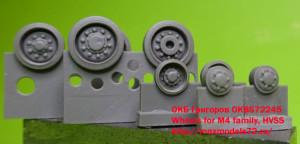 OKBS72245 Wheels for M4 family, HVSS (thumb16663)