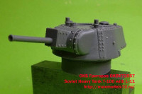 OKBV72057    Soviet Heavy Tank T-100 with L-11 (attach1 20610)