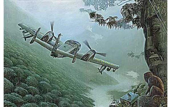 RN406   OV-1A/JOV-1A Mohawk (thumb19684)
