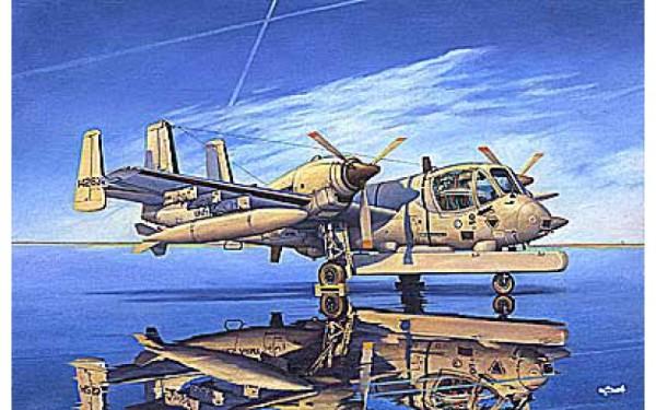 RN413   Grumman OV-1D Mohawk (thumb19718)
