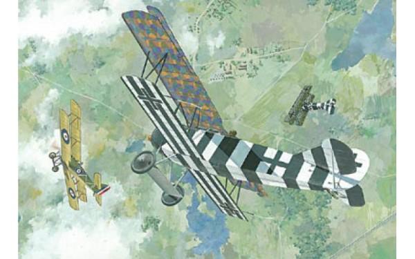 RN415   Fokker D.VII (thumb19727)