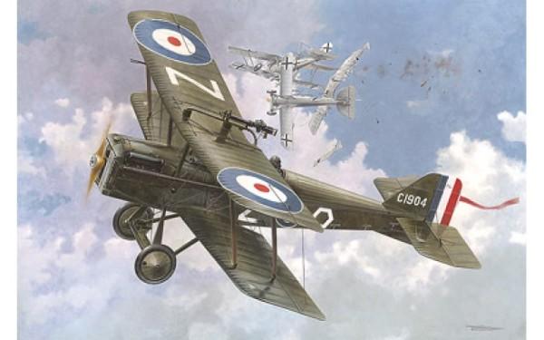 RN416   RAF S.E.5a w/Wolseley Viper (thumb19731)