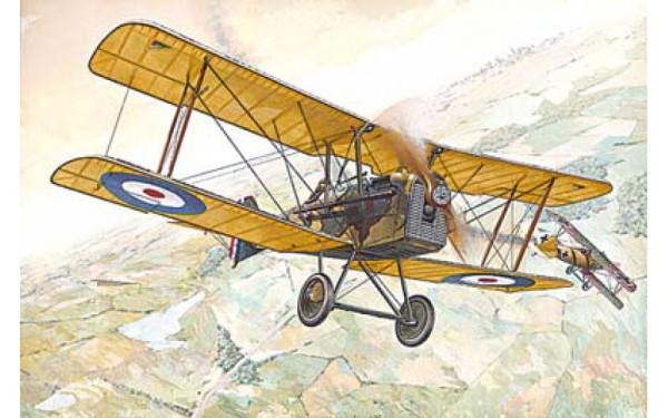RN419   RAF S.E.5a w/Hispano Suiza (thumb19747)