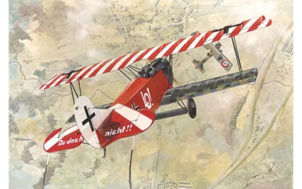 RN420   Fokker D.VII (OAW, early) (thumb19752)