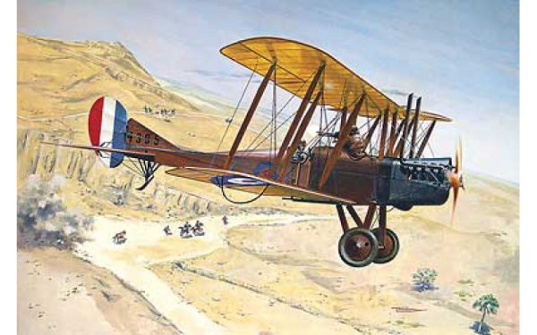 RN426   RAF BE 2c (thumb19777)