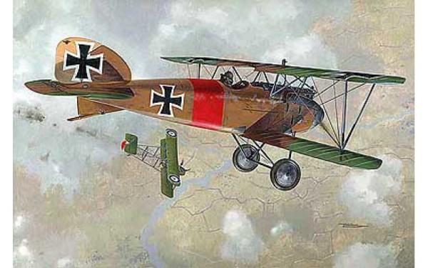 RN606   Albatros D.III (thumb19538)