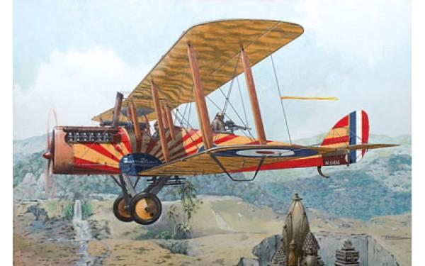RN430   Airco (de Havilland) D.H.4 w/Puma (thumb19792)