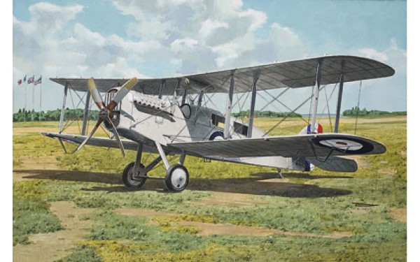 RN431   De Havilland Dh4a (Passenger) (thumb19796)