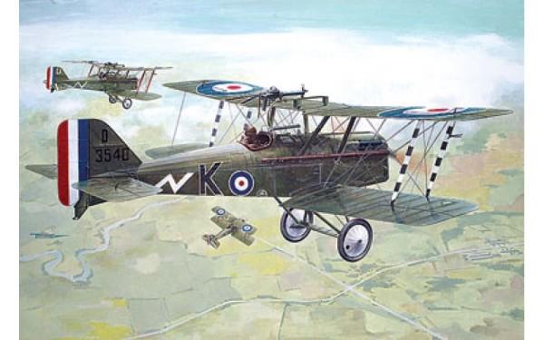RN602   RAF S.E.5a w/Hispano Suiza (thumb19520)