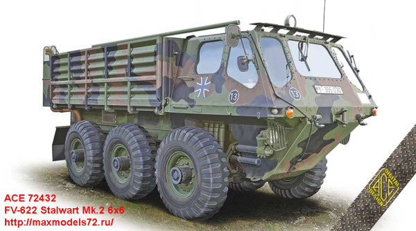 ACE72432 FV-622 Stalwart Mk.2 6x6 (thumb21753)