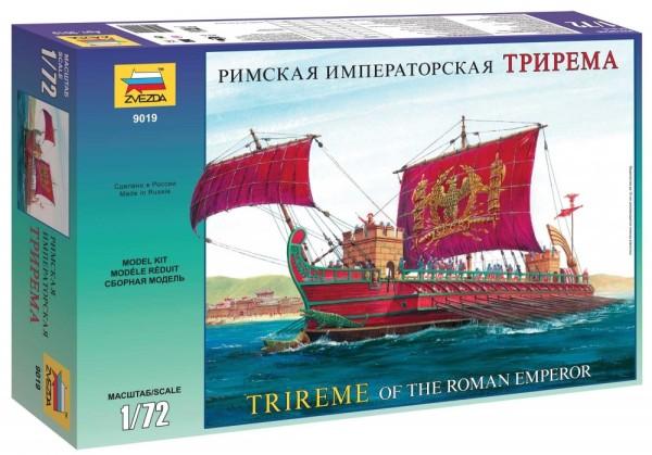 ZV9019    Римская императорская трирема (thumb21150)