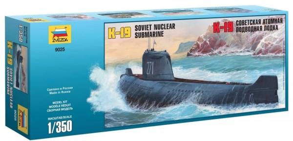 """ZV9025    Подводная лодка """"К-19"""" (thumb21163)"""