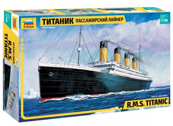 "ZV9059    Пассажирский лайнер ""Титаник"" (thumb21206)"
