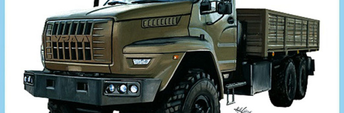 BM3555     Ural Next military truck (thumb19259)