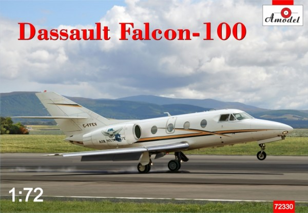 AMO72330   Dassault Falcon 100 (thumb19363)