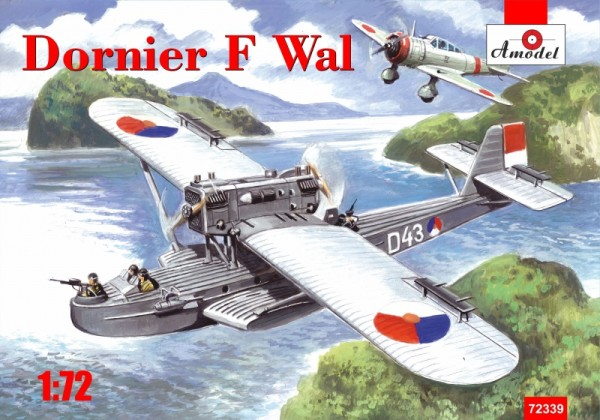AMO72339   Dornier Do J/F Wal, East India war (thumb19365)