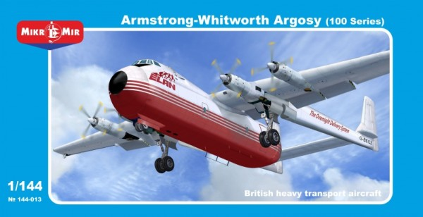 MM144-013    Armstrong-Whitworth Argosy aircraft (100 Series) (thumb19325)