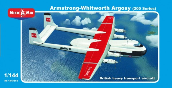 MM144-014    Armstrong-Whitworth Argosy aircraft (200 Series) (thumb19327)
