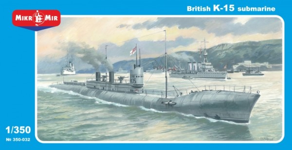 MM350-032    British HMS К-15 submarine (thumb19323)