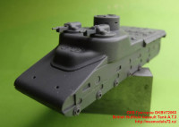 OKBV72063   British Nuffield Assault Tank A.T.3 (attach10 25121)