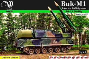 W-ModelWB09   BUK-M1 / SA-11 Gadfly (thumb23888)
