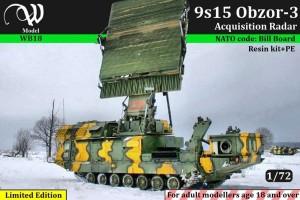 W-ModelWB18   9s15 Obzor-3 Radar S-300V (thumb23916)