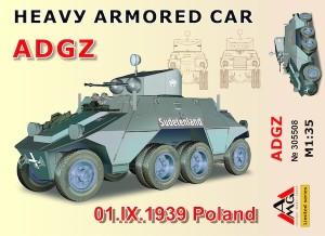 AMG35508 Heavy Armored Car ADGZ (01.IX.1939 Poland) (thumb19302)