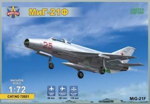 MSVIT72021 Mikoyan MiG-21F ground attack fighter (thumb19339)