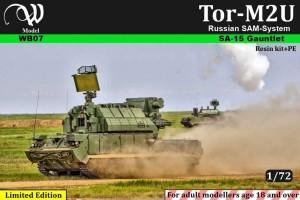 W-ModelWB07   TOR-M2U / SA-15 Gauntlet (thumb23878)