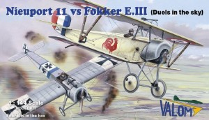 VM14420   Nieuport 11 vs Fokker E.III (Duels in the sky) (thumb21093)
