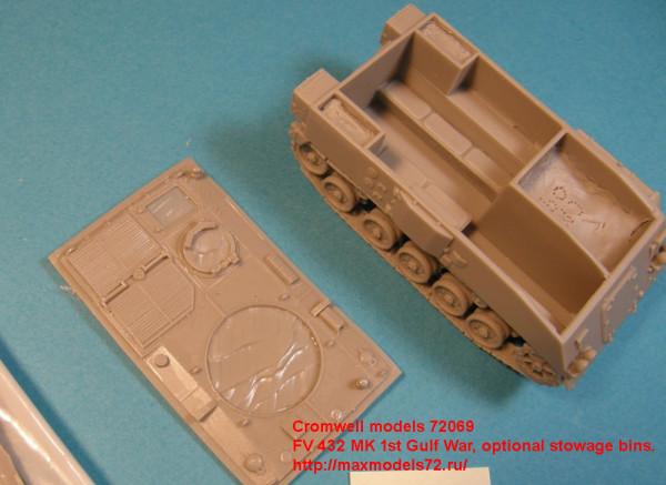 Cromwell72069   FV 432 MK 1st Gulf War, optional stowage bins. (thumb22063)