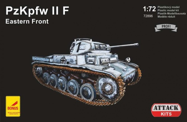 ATH72896   Pz.Kpfw.II Ausf.F Eastern Front (thumb23521)