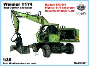 BM3561    Weimar T174 excavator (thumb21904)