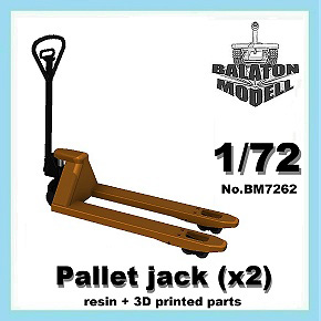 BM7262    Pallet jack x2 (thumb21923)