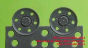 OKBS72304 Idler wheel for Hetzer, type 3 (10 per set) (thumb20678)