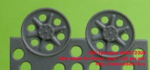 OKBS72308 Idler wheel for Hetzer, type 7 (10 per set) (thumb20686)
