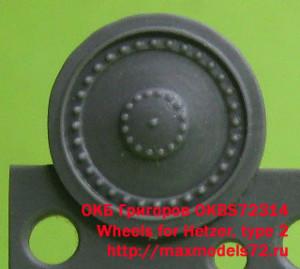 OKBS72314 Wheels for Hetzer, type 2 (thumb20694)