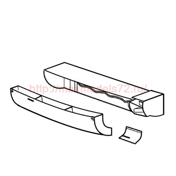 """TC72022 Mil Mi 24 """"Hind"""" Ammo Box Set 1/72 (thumb23619)"""
