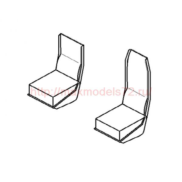 "TC72023 Kamov Ka-29 ""Helix-B"" Seats 1/72 (thumb23621)"