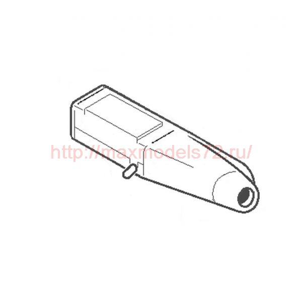 "TC72032 Mil Mi-8/17 ""Hip"" Cabin Heater 1/72 (KAZAN Plant) (thumb23644)"