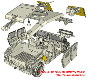 TM7201   US HMMWV M1114 (attach3 21337)