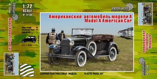 ZebZ72109    Американский автомобиль модели А (thumb21315)