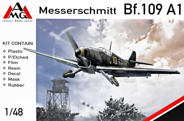 AMG48711   Messerschmitt Bf.109A-1 (thumb20921)