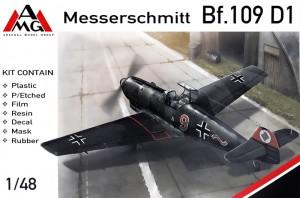 AMG48719   Messerschmitt Bf.109D-1 (thumb20927)